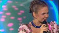 """俄罗斯歌曲 """"一缕头发""""  玛琳娜·杰维娅托娃  演唱"""