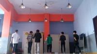 曳步舞鬼步舞_蟲虸【组合步齐舞_1期】教学教程详解Shuffle