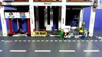 乐高LEGO  城市系列CITY - 消防系列入门套装 FIRE STARTER SET 60088