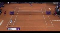 【HL】伊万诺维奇VS加西亚 第一轮 WTA2015斯图加特