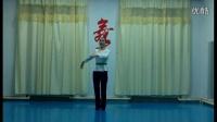 塔河蓉儿广场舞月光姑娘背面分解教学和演示2015-04-25