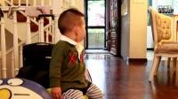 【原创】2014.4.23.小宝在家玩(视频)
