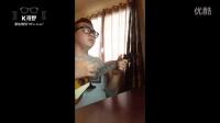 [K分享] 小伙一本正经的弹唱情歌