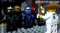 乐高LEGO 忍者系列 MOVIE 2