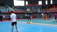 第六届夏威夷杯羽毛球比赛——龙江银行代表队精彩视频001