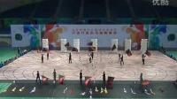 北京市学生艺术节行进旗舞展演~~北京市19中《善  美》