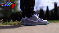Nike SB Dunk Low  McFly 回到未来 上脚欣赏