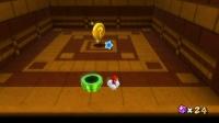 好大的棉花糖!Wii《超级马里奥银河2》全收集攻略解说World1(3)