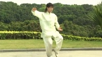 马畅陈式太极拳竞赛套路 第三段第二节