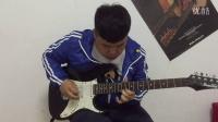 宝哥 电吉他独奏 地球仪