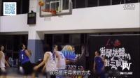 「DV33信号弹」台湾首个篮球潮流3v3联盟纪录片-信号弹 Part.4 街头女霸王