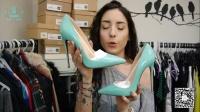 【小楠时尚频道】英国时尚博主 红底鞋 CL Christian Louboutin 鞋子系列介绍