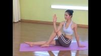 15分钟清晨排毒瘦身瑜伽+唤醒活力 ,重现苗条