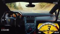兰博基尼Aventador LP 750-4 SV登陆纽博格林赛道,单圈成绩6分59秒73!
