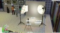 【叶有游戏】模拟人生4 第十三期 《来去上班》之十级科学家,摄影工作室