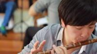 弄清泉 教学 竹笛 笛子独奏 教学示范 牧笛 引子 第一段 上课实况