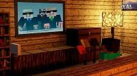 【Minecraft动画:Slamacow】3、A NormalNight in Minecraft_标清_标清