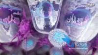2076三维炫丽细胞核微生物微观病毒细胞原理动画