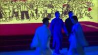 黄冈师范学院音乐舞蹈史诗《红色薪传》——《相遇黄浦江》