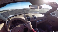 试驾保时捷Boxster
