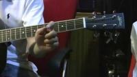 赛平吉他教学《民谣吉他教程4》拨片使用 横按音阶技巧_高清