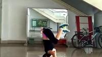 刘珍 瑜伽 力量与美的结合
