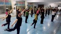 2015.06形体舞蹈中级C班《梁祝》左