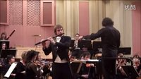 Mendelssohn violin ( flute ) concerto in e minor mvt1, Sébastian Jacot, Prof. Ja