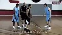 德隆.威廉姆斯篮球教学视频_PAOISFU