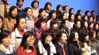 4(唱响录音棚)(第一遍)部分团员与乐队合练彩排浦东税务百人合唱团【上海税务之歌】(指挥:任东华)摄像