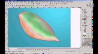 精雕软件教程 浮雕叶子精雕软件入门视频教程