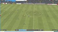 《足球经理2012中文版》-巴塞罗纳对桑坦德