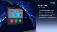 DEIF产品系列一之 (单机控制器CGC400-CGC 200, IPP培训机柜,远程网关)