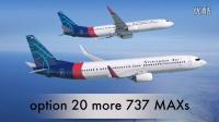 """2015巴黎航展""""737订单日"""""""