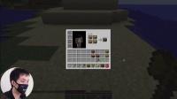 【我的世界/Minecraft】菜鸟口罩哥直播#第一集-新的开始!