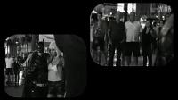 【米字旗London】复古好莱坞 Heidi出境HUNGER TV大片