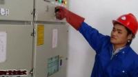 KYN28手车柜出线柜停电检修的操作视频