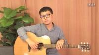 【玄武吉他教室】岸部真明《少年的梦》教学第三部分