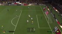 PES 2016 PS4 实况足球2016 试玩视频 巴西VS德国