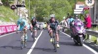 环意19赛段最后10公里爬坡冲刺  - Giro d'Italia 2015