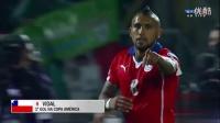 【米字旗London】2015年美洲杯揭幕战  智利 2-0 厄瓜多尔