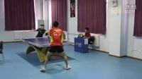 郭南_通州区全民健身乒乓球团体对抗赛八进四_八通一队_第二盘