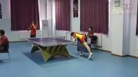 王添铂_通州区全民健身乒乓球团体对抗赛八进四_八通一队_第一盘