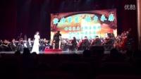何俊秋旅美女高音歌唱家唱响黑龙江交响乐团《世界经典电影主题曲视听交响音乐会》