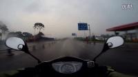 2014摩旅川藏线视频纪实(1)-成都-新津-雅安_150公里_佳御110