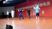 最新国际排舞(白鸽老师与美国山姆合作版 )  杭州不是那样  Hang Zhou Not Like That