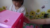 亲子游戏 开箱神秘大奖 拼装厨房厨具 过家家玩具1
