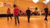 2015国际排舞最后决赛片断  2015 Line Dance Showdown