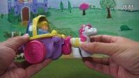 迪斯尼公主-灰姑娘的马车 原创娱乐 亲子故事 玩具妈妈讲故事 #1d
