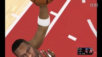 NBA2K 乔丹晃倒球员